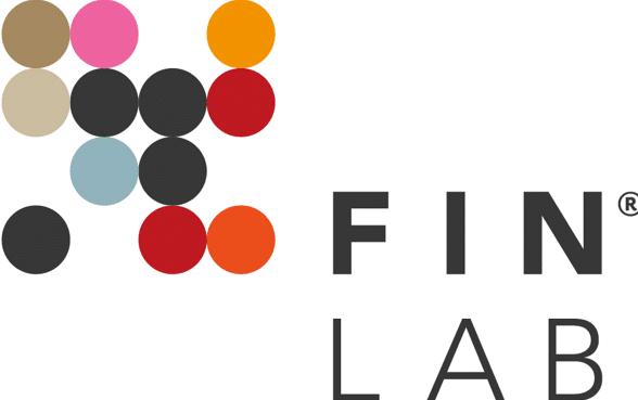 FIN LAB logo.