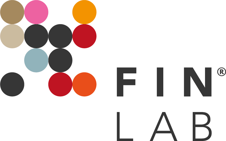 Logo for FIN LAB.